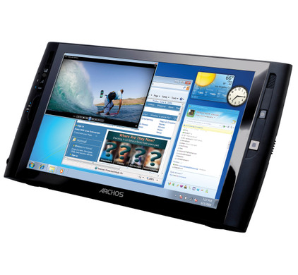 Archos 9 PC Tablet 60GB + Case