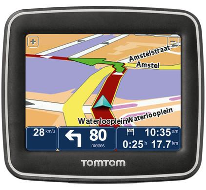 TomTom Start Benelux + TomTom Tas