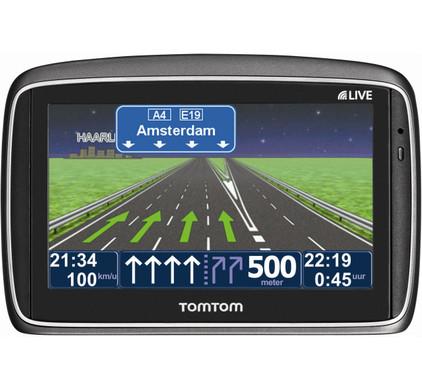TomTom GO 950 LIVE + Tas + Thuislader