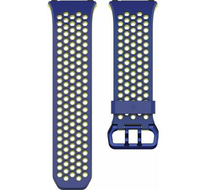 Fitbit Ionic Kunststof Horlogeband Geel L