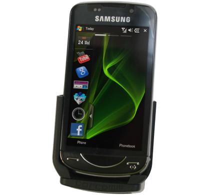 Carcomm Passive Car Holder Samsung Omnia Qwerty + ProClip