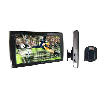 Passieve Houder Mio Moov Spirit V735 TV + Autolader