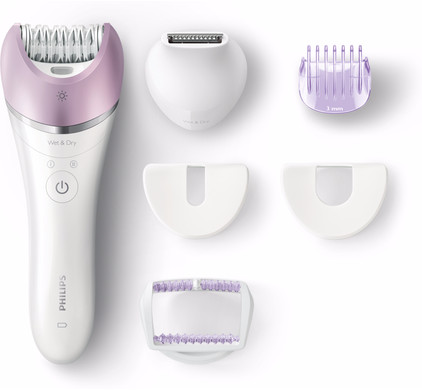 Philips Satinelle Advanced Wet & Dry BRE632/00