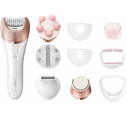 Philips Satinelle Prestige Wet & Dry BRE652/00