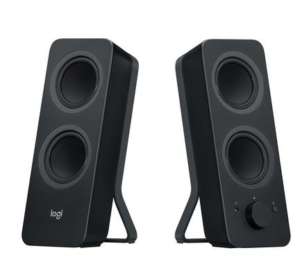 Logitech Z207 Bluetooth Computer Speakers - Zwart