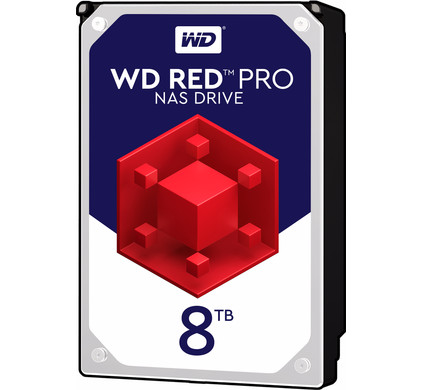 WD Red Pro WD8001FFWX 8 TB