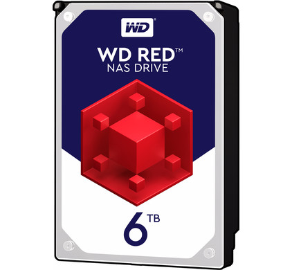 WD Red WD60EFRX 6 To Main Image
