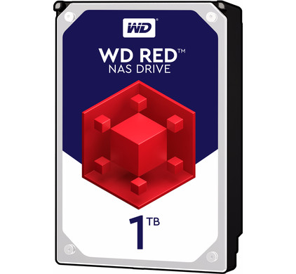WD Red WD10JFCX 1 TB