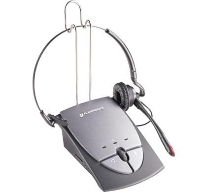 Headset + Plantronics U10 Aansluitkabel