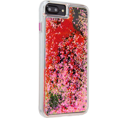 Case-Mate Naked Tough Glow Waterfall Apple iPhone 7 Plus/8 Plus Back Cover