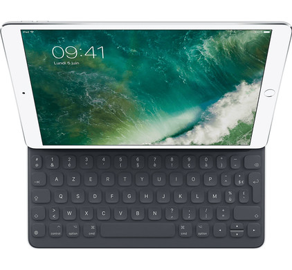 "Apple iPad Pro 10,5"" 64 GB Space Grey + Toetsenbord Azerty"