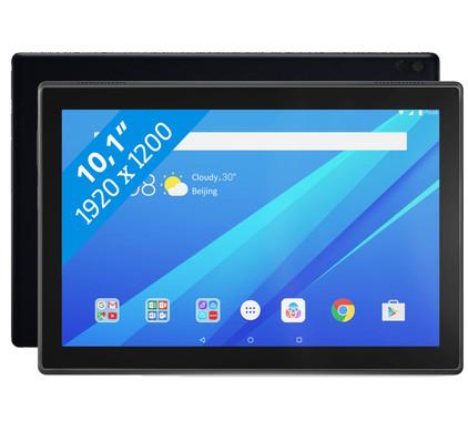 Lenovo Tab 4 10 Plus 4 GB 64 GB 4G Zwart