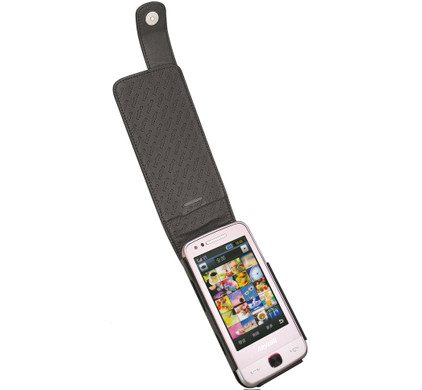Noreve Tradition Leather Case Pixon12 + Screenprotector