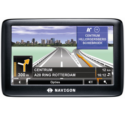 Navigon 3310 MAX Europe + Tas