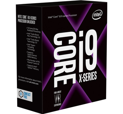 Intel Core i9 7920X Skylake X