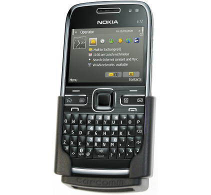 Carcomm Passive Car Holder Nokia E72 + ProClip