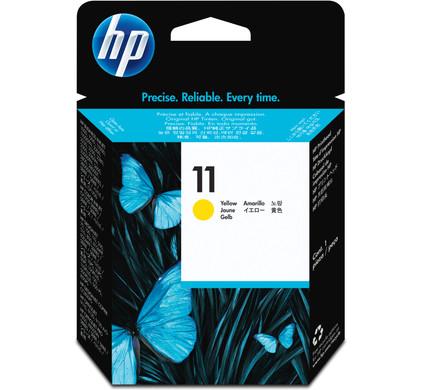HP 11 Cartridge Geel (C4838A)