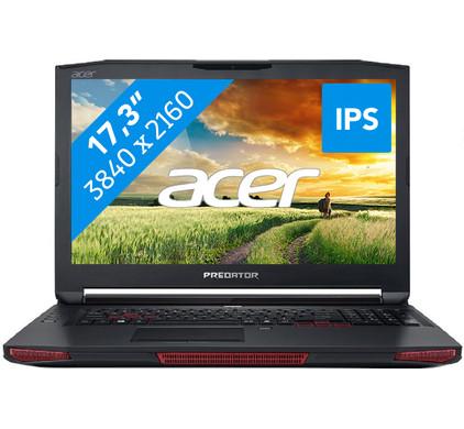 Acer Predator 17 X GX-792-75DV Azerty