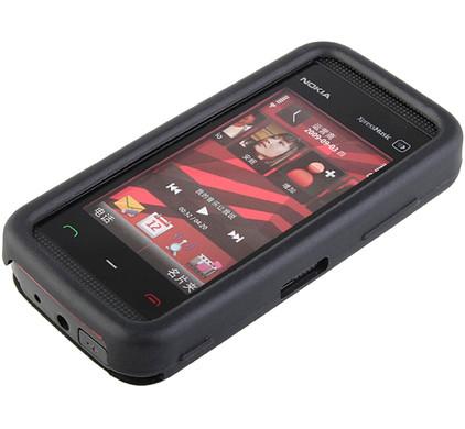 Brando Silicon Case Nokia 5530 + Screenprotector