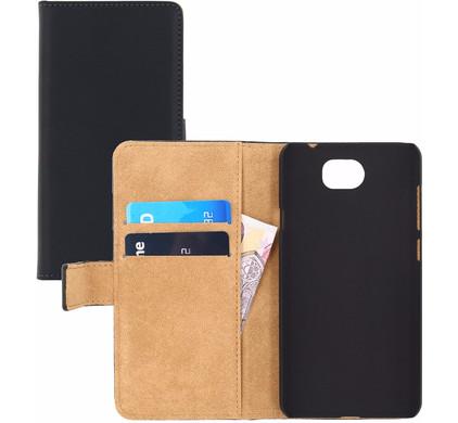 Mobilize Classic Wallet Book Case Huawei Y5 II/Y6 II Compact Zwart