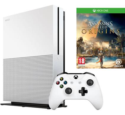 Microsoft Xbox One S 1 TB Assassin's Creed Origins Bundel