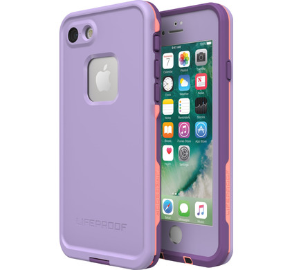 Lifeproof Fre Apple iPhone 7/8 Full Body Paars
