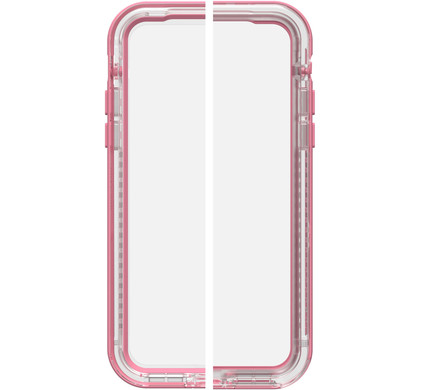 Lifeproof Next Apple iPhone X Back Cover Roze