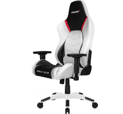 AK Racing Arctica Premium Gaming Chair Wit