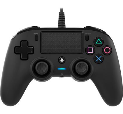 Nacon PS4 Official Wired Controller Zwart