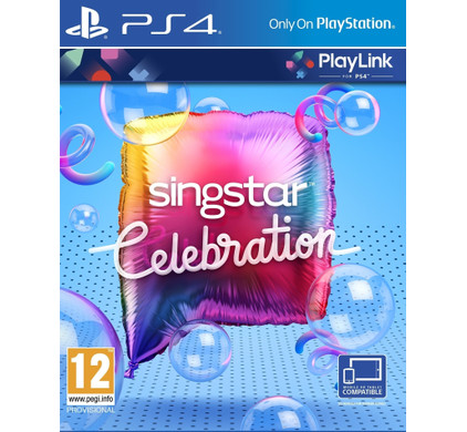 SingStar : Celebration PS4