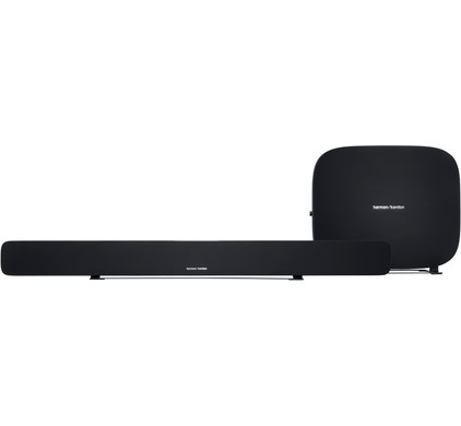 Harman Kardon Omni Plus Bar Zwart