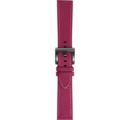Samsung Gear Sport Leren Horlogeband Roze