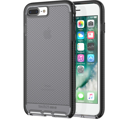 Tech21 Evo Check Apple iPhone 7 Plus/8 Plus Zwart
