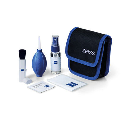 Carl Zeiss Lens Cleaning Kit + geheugen + statief