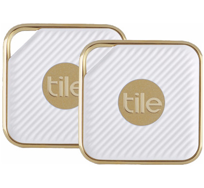Tile Style Bluetooth Tracker Duo Pack