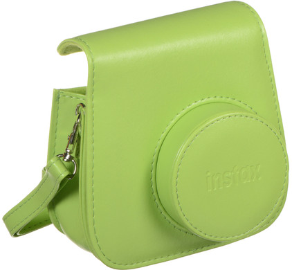 Fuji Instax Mini 9 Case Lime Green