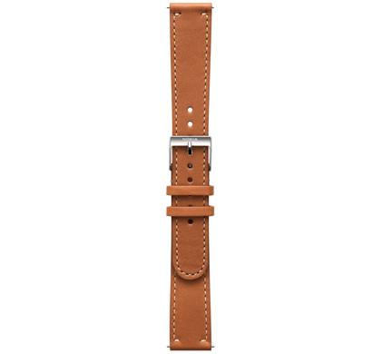 Nokia 18mm Leren Horlogeband Bruin