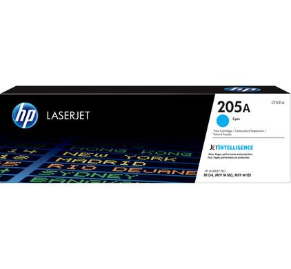 HP 205A Toner Cyaan (CF531A)