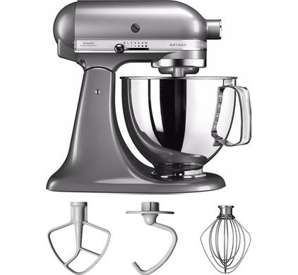 KitchenAid Artisan Mixer 5KSM125 Contourzilver