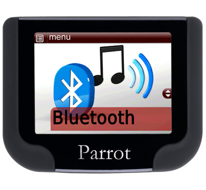 Parrot MKi9200 Bluetooth Carkit + Houder