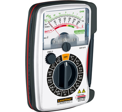 Laserliner MultiMeter-Home