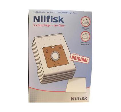 Nilfisk Stofzuigerzak voor Nilfisk Coupe (5 stuks)