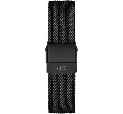 Daniel Wellington Ashfield Strap Black 14mm