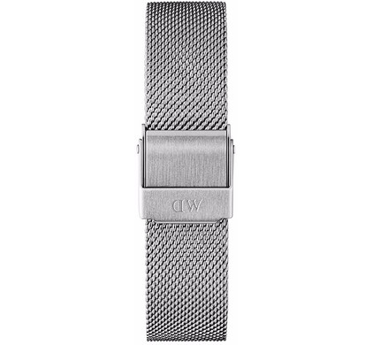 Daniel Wellington Sterling Strap Silver 12mm
