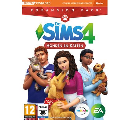Les Sims 4 Chiens & Chats PC