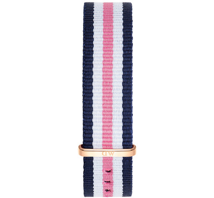 Daniel Wellington Southampton Strap Rose Gold 18mm