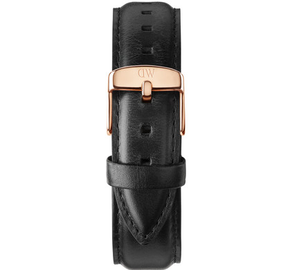 Daniel Wellington Sheffield Strap Rose Gold 18mm