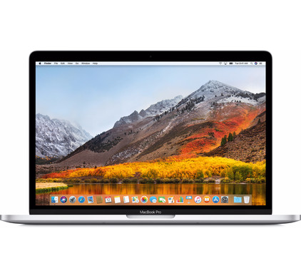 Apple MacBook Pro 15'' Touch Bar (2017) MPTV2FN/A Silver AZERTY