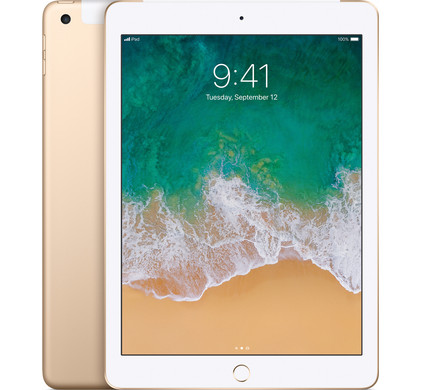 Apple iPad (2017) 32 GB Wifi + 4G Gold