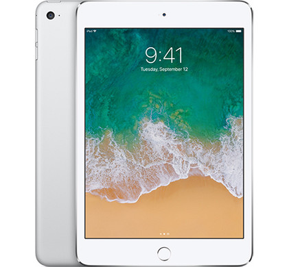 Apple iPad mini 4 Wi-Fi 128 Go Argent